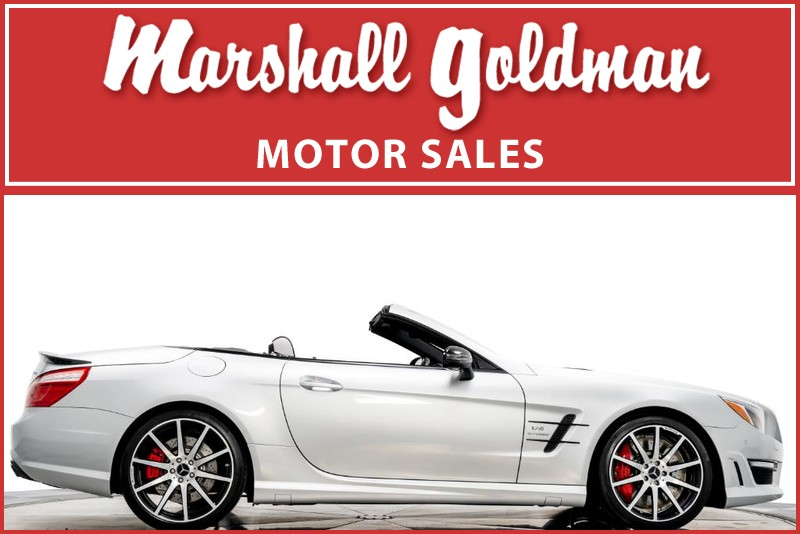 Pre-Owned 2016 Mercedes-Benz SL63 AMG® 2LOOK Edition
