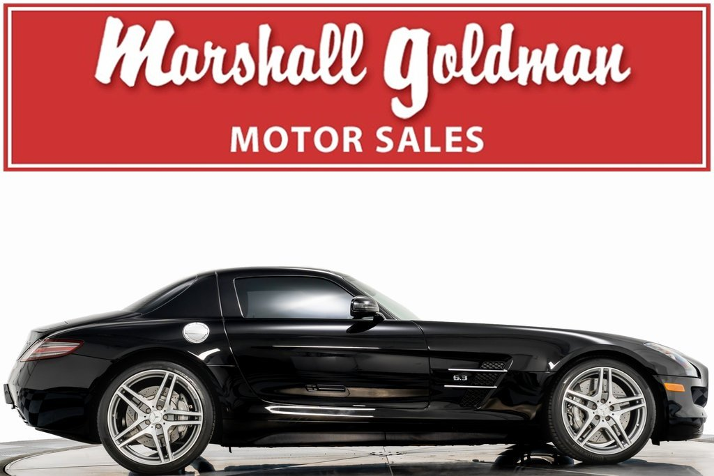Pre-Owned 2011 Mercedes-Benz SLS AMG®Â