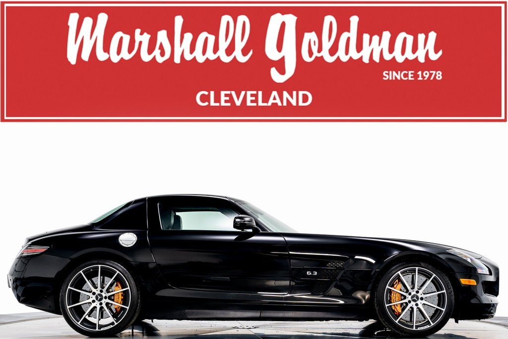 Pre-Owned 2014 Mercedes-Benz SLS AMG® GT