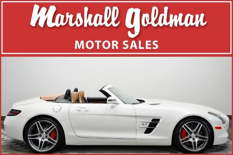 Pre-Owned 2012 Mercedes-Benz SLS AMG®Â