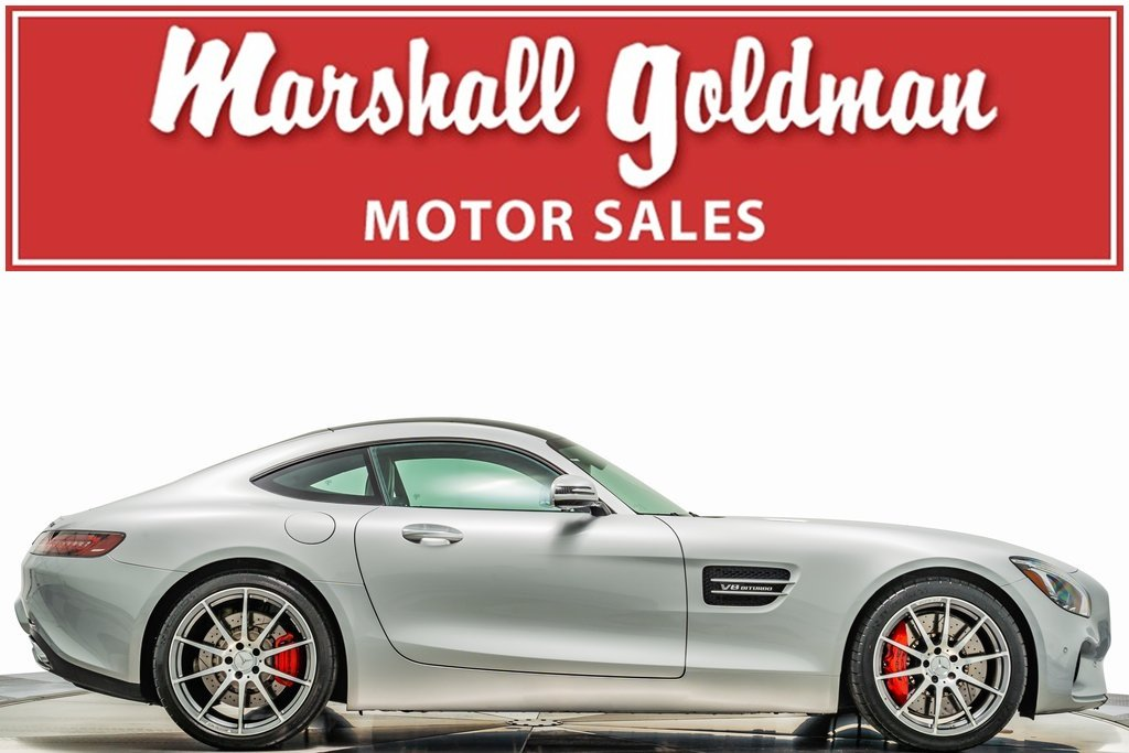 Pre-Owned 2016 Mercedes-Benz AMG®?? GT S