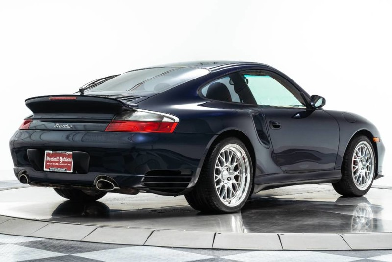 Pre-Owned 2002 Porsche 911 Turbo X50