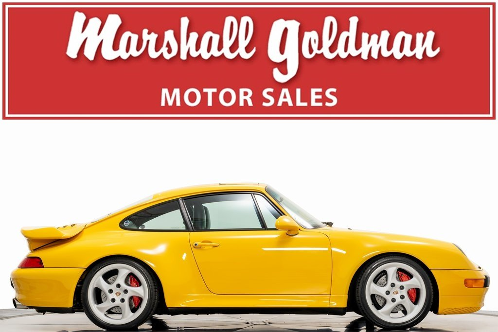 Pre-Owned 1997 Porsche 911 Turbo