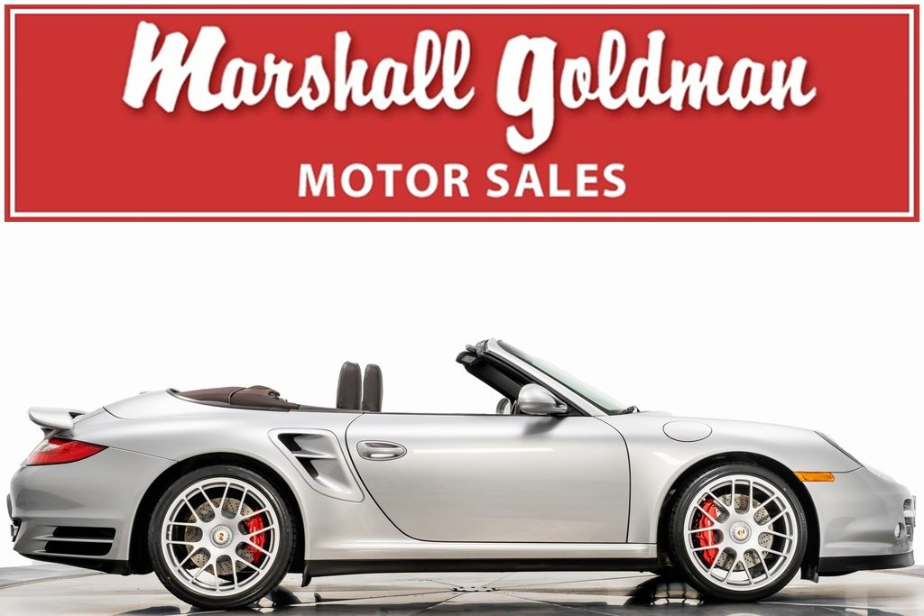 Pre-Owned 2010 Porsche 911 Turbo Cabriolet