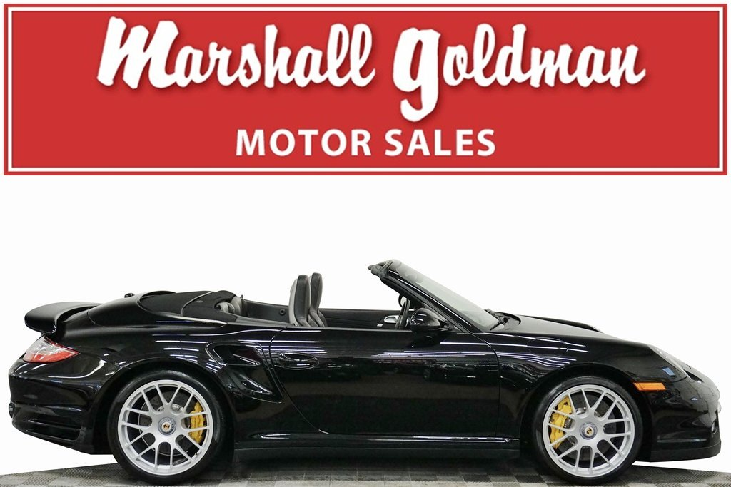 Pre-Owned 2012 Porsche 911 Turbo S