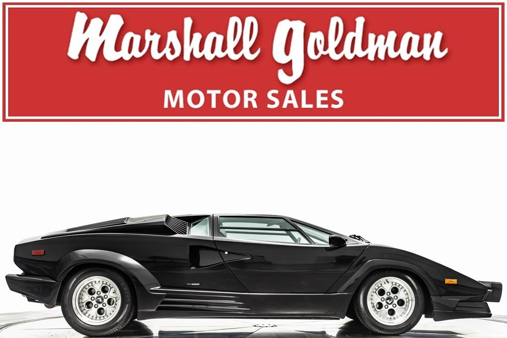Pre-Owned 1990 Lamborghini Countach 25th Anniversary