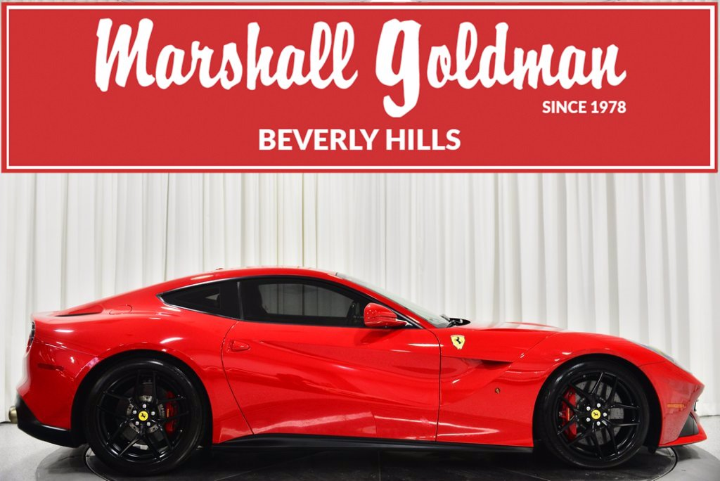 Pre-Owned 2015 Ferrari F12berlinetta