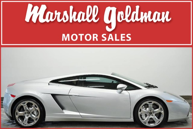 Pre Owned 2004 Lamborghini Gallardo Coupe In Warrensville Heights