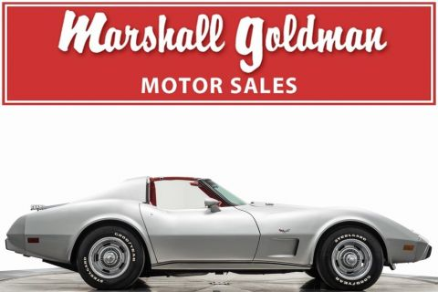 Pre-Owned 1977 Chevrolet Corvette