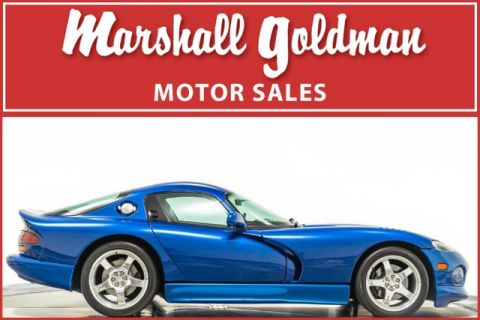 Pre-Owned 1996 Dodge Viper GTS