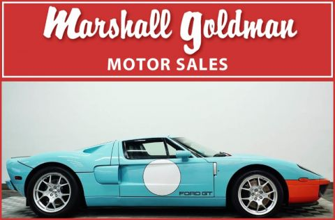 Pre-Owned 2006 Ford GT