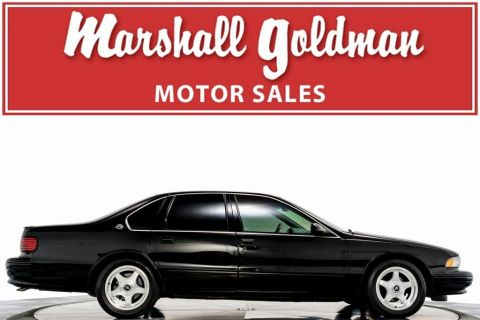 Pre-Owned 1996 Chevrolet Impala SS