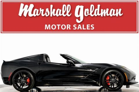 Pre-Owned 2014 Chevrolet Corvette Stingray