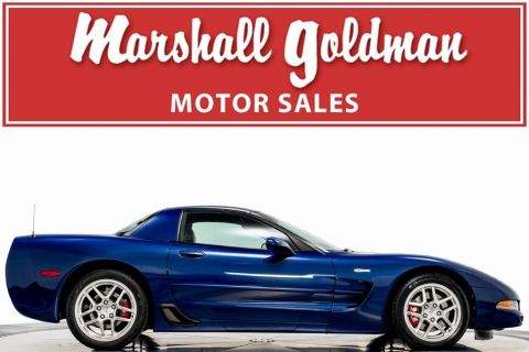 Pre-Owned 2004 Chevrolet Corvette Z06
