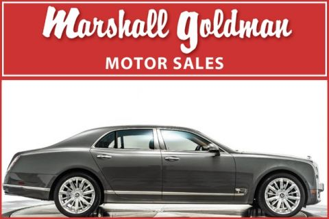 Pre-Owned 2016 Bentley Mulsanne