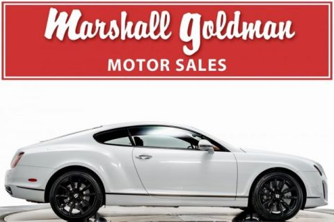 Pre-Owned 2010 Bentley Continental Supersports Supersports
