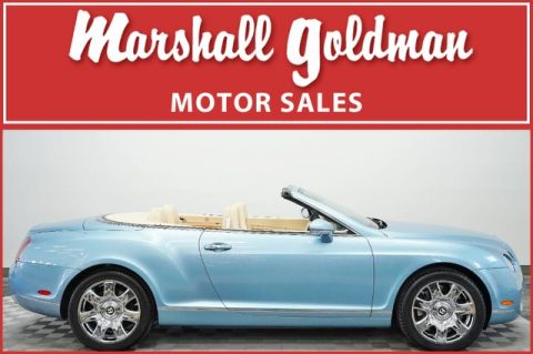Pre-Owned 2008 Bentley Continental GTC