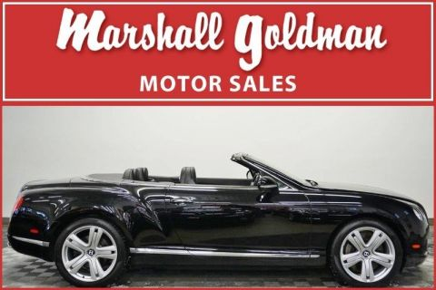 Pre-Owned 2013 Bentley Continental GTC Base