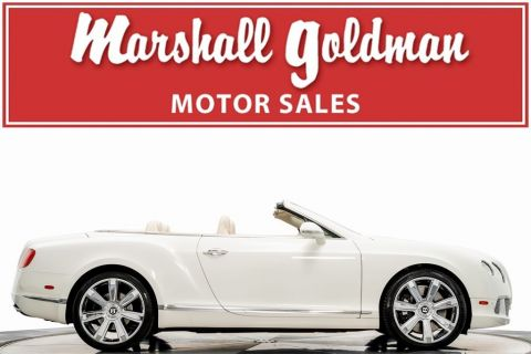Pre-Owned 2012 Bentley Continental GTC