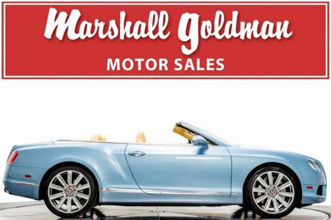 Pre-Owned 2015 Bentley Continental GTC V8