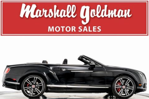 Pre-Owned 2014 Bentley Continental GTC V8