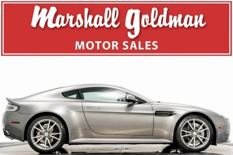 Pre-Owned 2012 Aston Martin V8 Vantage S Coupe