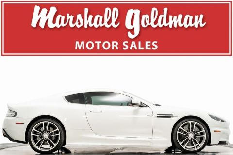 Pre-Owned 2010 Aston Martin DBS Base