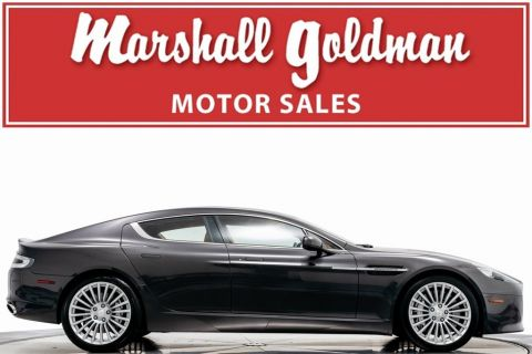 Pre-Owned 2017 Aston Martin Rapide S