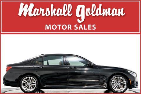 Pre-Owned 2017 BMW 750i xDrive