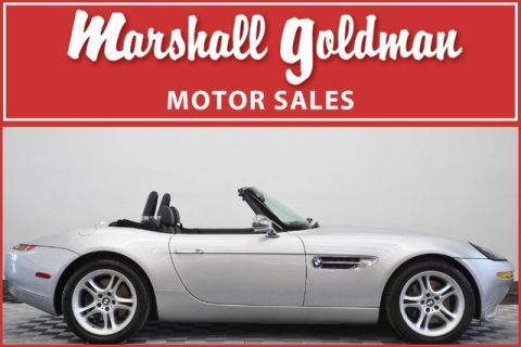 Pre-Owned 2001 BMW Z8