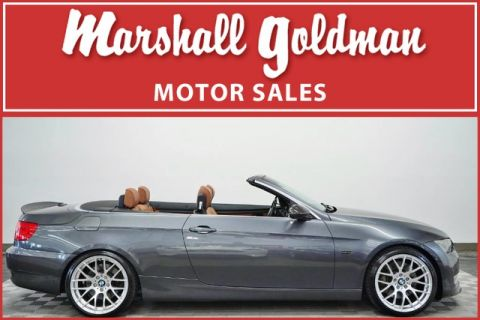 Pre-Owned 2008 BMW 335i Cabriolet