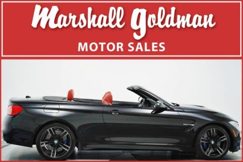 Pre-Owned 2015 BMW M4 Convertible