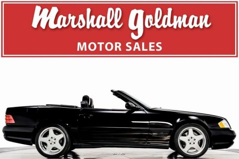 Pre-Owned 1999 Mercedes-Benz SL 500