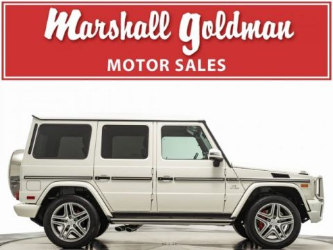 Pre-Owned 2017 Mercedes-Benz G63 AMG®