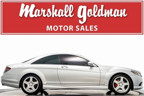 Pre-Owned 2007 Mercedes-Benz CL550