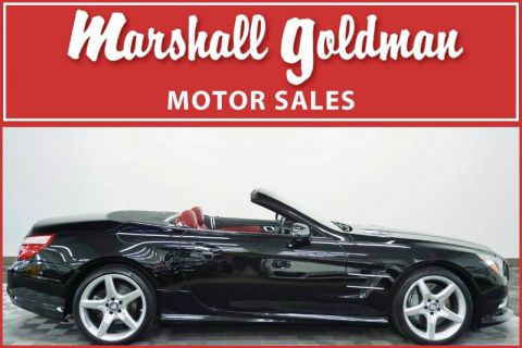 Pre-Owned 2013 Mercedes-Benz SL550 SL 550