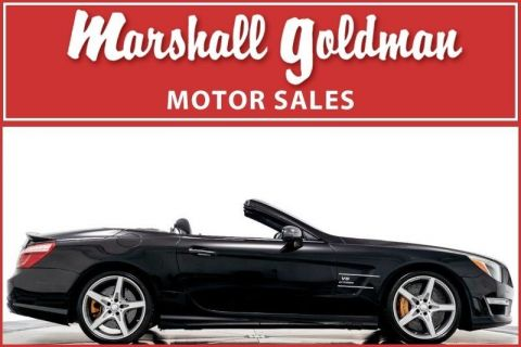 Pre-Owned 2014 Mercedes-Benz SL63 AMG®