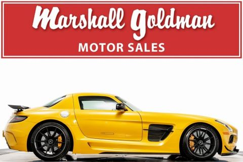 2014 Mercedes-Benz SLS AMG® Black Series Coupe
