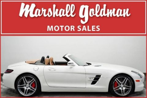 Pre-Owned 2012 Mercedes-Benz SLS AMG®??