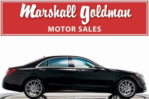 Pre-Owned 2018 Mercedes-Benz S450