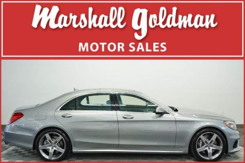 Pre-Owned 2015 Mercedes-Benz S63 AMG®