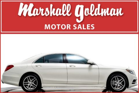 Pre-Owned 2014 Mercedes-Benz S550 S 550