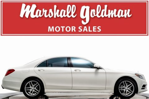 Pre-Owned 2014 Mercedes-Benz S550