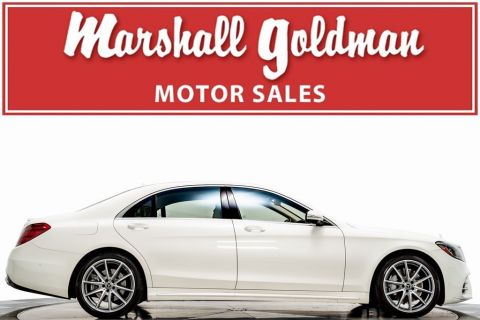 Pre-Owned 2019 Mercedes-Benz S560