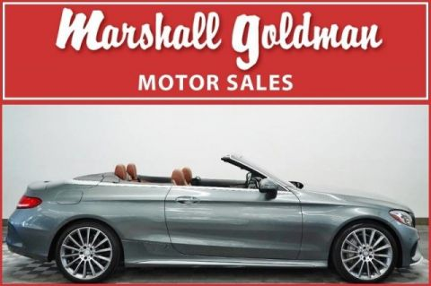 Pre-Owned 2017 Mercedes-Benz C300 Cabriolet