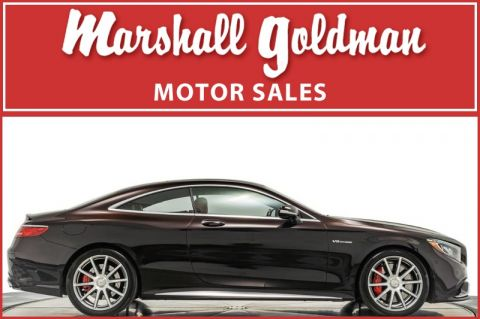 Pre-Owned 2016 Mercedes-Benz S63 AMG® Coupe