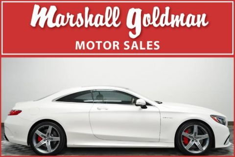 Pre-Owned 2017 Mercedes-Benz S63 AMG® Coupe