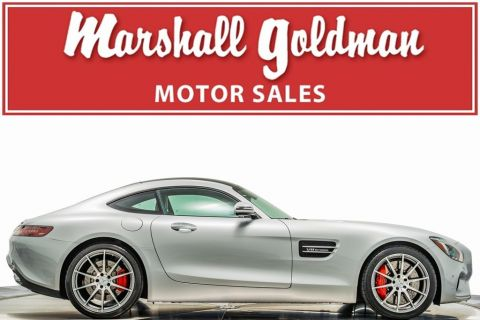 Pre-Owned 2016 Mercedes-Benz AMG®Â GT S