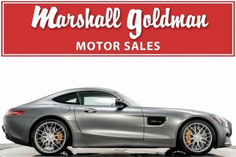 Pre-Owned 2017 Mercedes-Benz AMG® GT S