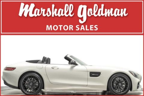 Pre-Owned 2018 Mercedes-Benz AMG® GT Roadster